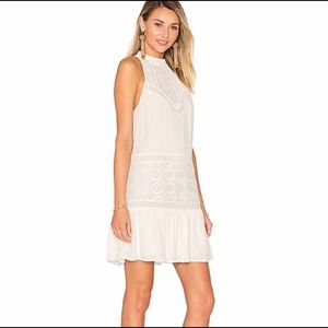 Lovers + Friends Star Chaser Eyelet Dress NWT